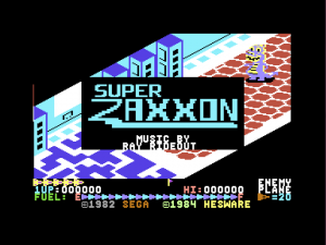 Super_Zaxxon_Title_Screen